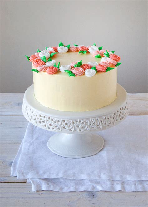 Cake Style by Diy Flower Crown Cake Style Sweet Ca