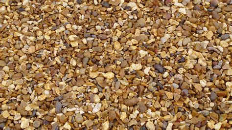 10mm Gravel Golden Gravel 10mm Earnshaws Fencing Centres