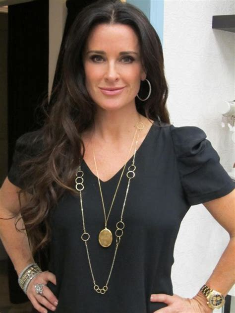 kyle richards needs to cut her hair 157 best images about r h o b h on pinterest
