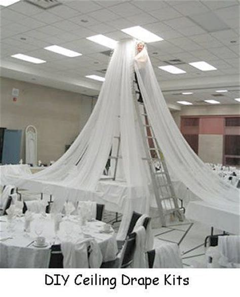wall draping kits 17 ideas about ceiling decor on pinterest tulle wedding