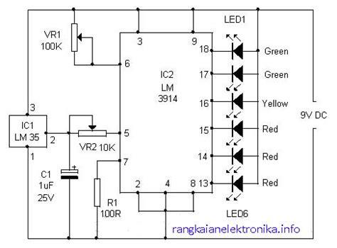 transistor yang digunakan pada rangkaian analog rangkaian pengatur suhu gambar skema rangkaian elektronika