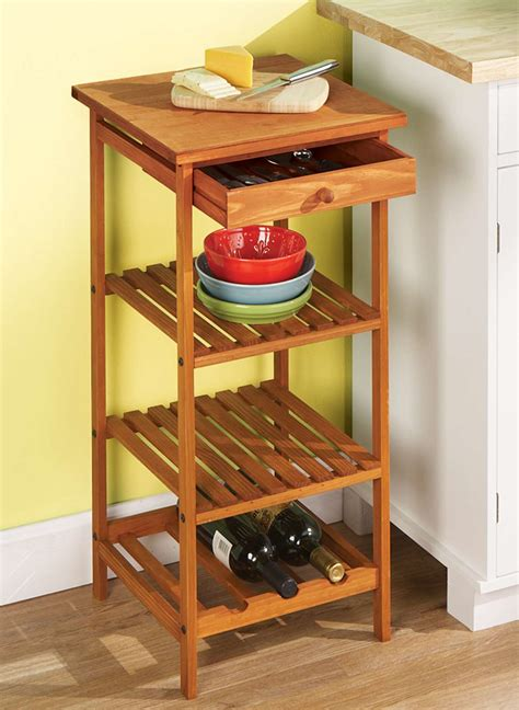 Side Kitchen by Kitchen Side Table Carolwrightgifts