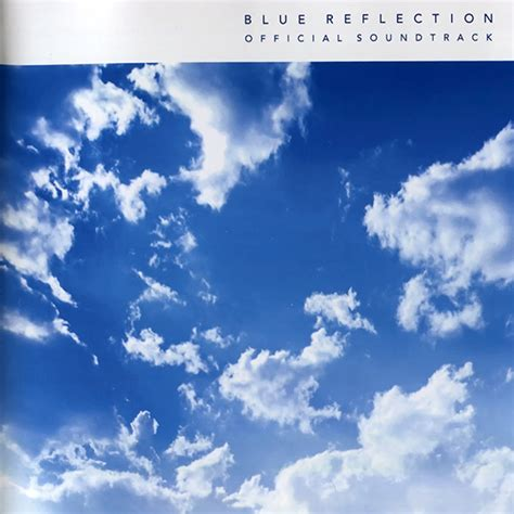 blue soundtrack hikaru iii blue reflection official soundtrack