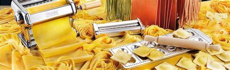 pasta in casa macchine per la pasta fatta in casa
