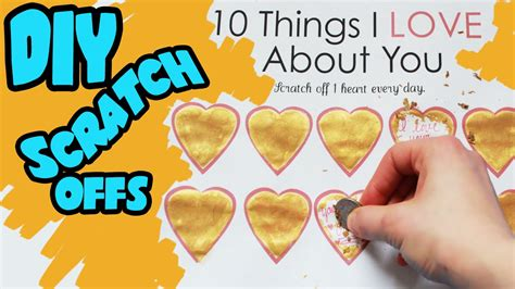 s day scratch card template how to make scratch valentines day card caboodle