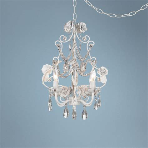 mini chandeliers for a girl s room popsugar moms 10 best images about nursery chandeliers on pinterest