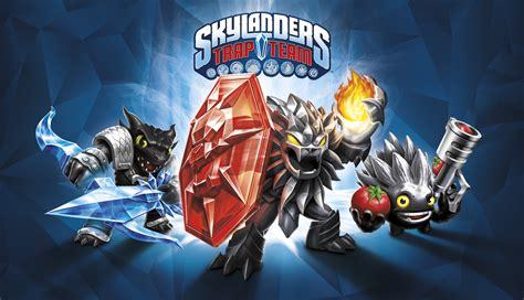 Skylanders Trap Team skylanders trap team geekster