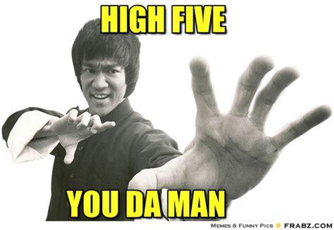 Meme High Five - high five meme generator captionator