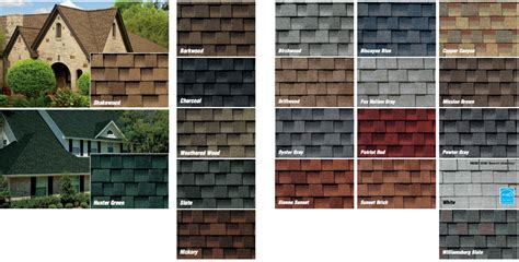 timberline shingles colors timberline high definition roofing roofing company dc