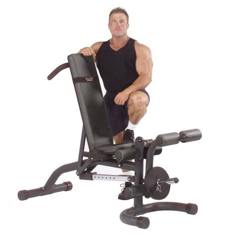 body solid fid46 workout bench review