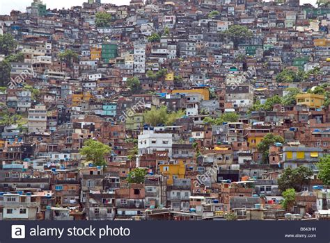 favela brazil slums rocinha the largest favela slum in rio de janeiro