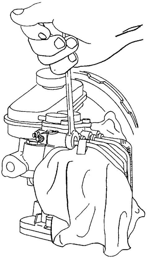 repair anti lock braking 1988 volkswagen type 2 user handbook repair guides delco anti lock braking system abs vi filling and bleeding autozone com