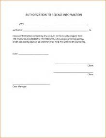 Authorization Letter Legal authorization letter legal authorization release information template