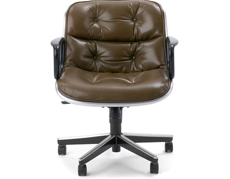 Office Chairs Made In Usa Knoll Charles Pollock Executive Chair Executive Office