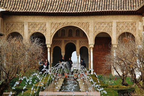 imagenes jardines generalife mejores fotos alhambra granada gu 237 as viajar