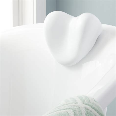 pillow for the bathtub pillows for the bathtub 28 images heart bath pillow