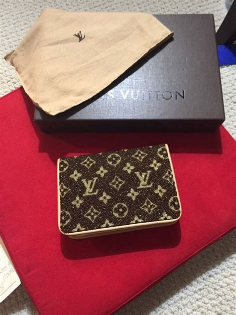 brand  authentic louis vuitton sequined monogram