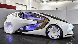 new car tech top 5 mind blowing future cars at ces 2017