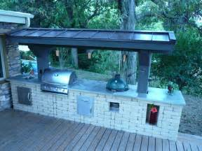 Small Kitchen Island Plans Outdoor Kitchen Traditional Deck Chicago By