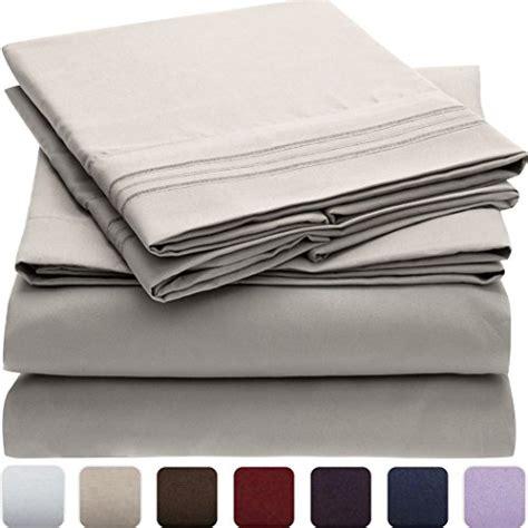 highest quality sheets mellanni bed sheet set highest quality brushed