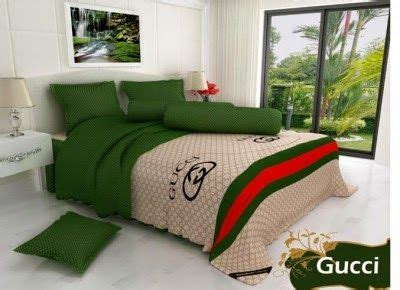 Maxi Santika spreimaster sprei bed cover santika gucci home decor