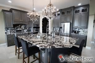 Grey Cabinets In Kitchen gray kitchen cabinets cabinets com