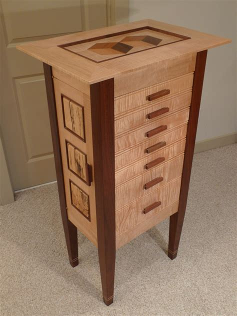 jewelry armoire plans woodworking jewelry armoire finewoodworking