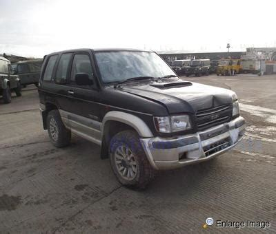 Isuzu Trooper Rs Spares Or Repair 51881 Mod Sales