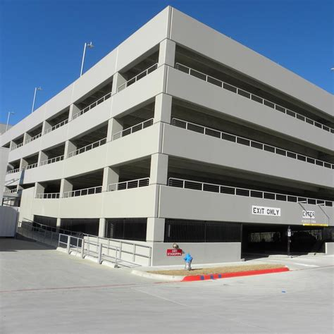 College Park Parking Garage by Parking Structures Ag E Structural Engenuity