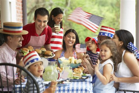 12 Families And Couples Celebrating The 4th by 99 Ways To Make This Your Best Fourth Of July
