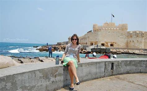 Qaitbay Citadel, Alexandria, Egypt   DAY 223: Alexandria, Egypt