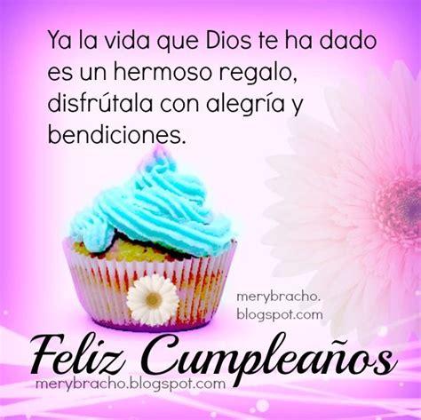imagenes cristianas de feliz cumpleaños cumplea 241 os tarjeta cristiana tarjetas de cumplea 241 os