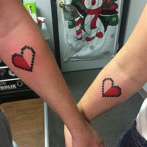 cute matching tattoos for couples 80 matching ideas for couples together forever