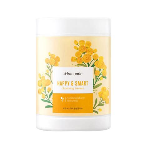 Tissue Detox by Mamonde Happy Smart Cleansing Tissues 80 Sheets Mamonde