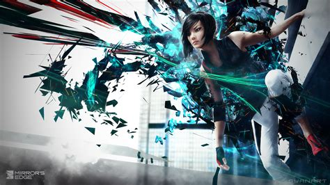 wallpaper mirror s edge hd mirrors edge games girls sci fi girl wallpaper 1920x1080