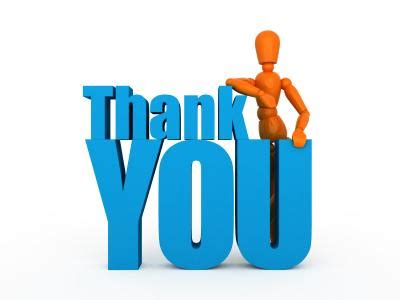 thank you letter after email or handwritten written business thank you note sles lovetoknow