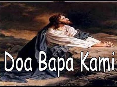 lagu rohani doa bapa   bahasa inggris youtube
