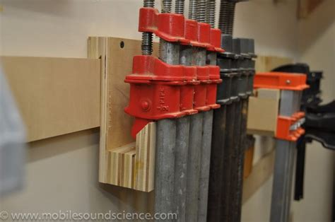 Cleat Garage by Pin By Doug On Workshop Cl Storage