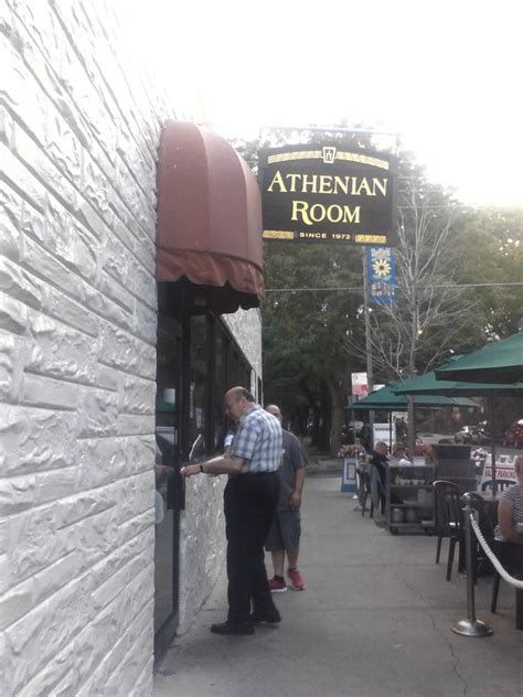 athenian room chicago the yelp
