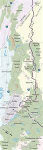 appalachian trail carolina map the world s catalog of ideas