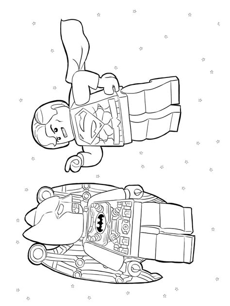 coloring pages of lego superman lego superman coloring pages free printable ant man