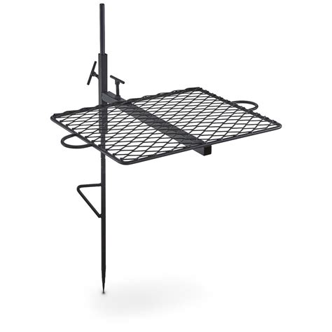 Backyard Creations Swing Away Grill Image Gallery Swing Grill