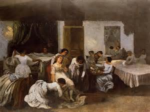 dressing the dead 1850 s