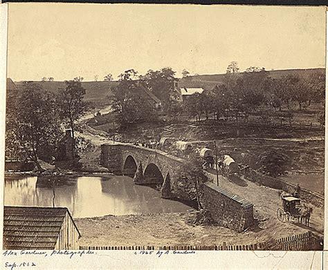 the antietam and its bridges 1910 the annals of an historic classic reprint books antietam bridge