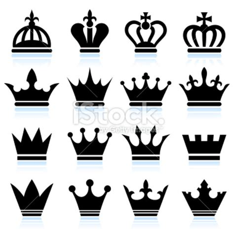 simple crown tattoo design simple crowns black and white set crown nice and tattoo