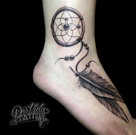 simple dreamcatcher tattoos 50 dreamcatcher designs nenuno creative