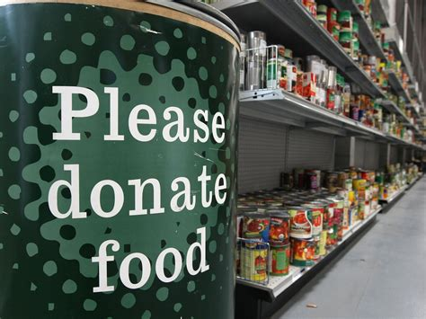 What Does A Food Pantry Do by Demand At U S Food Banks Continues To Rise