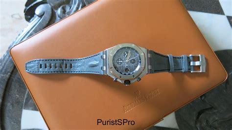 Audemars Piguet ? AP's amazing Royal Oak Offshore reference 26470   Swiss AP Watches Blog