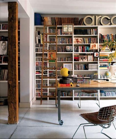 Home Office Design Books by La Casa La Bici Azul De Decoraci 243 N