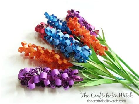 How To Make Flowers From Construction Paper - construction paper flowers ideas diy projects craft ideas